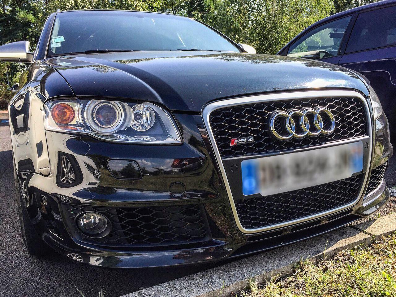 Audi RS4 Audi Rs4 Germany German