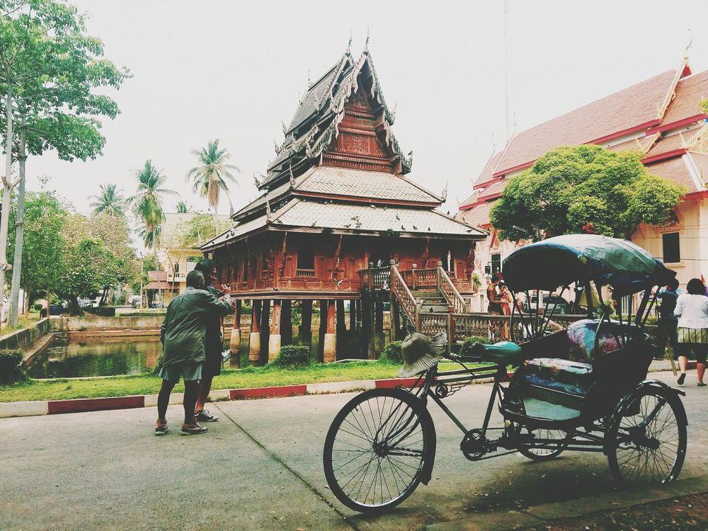 Thai temple... ' วัดทุ่งศรีเมือง' Thai Temple Temple Worship Make Merit Paying My Respects Buddha Buddhist Temple Buddhism