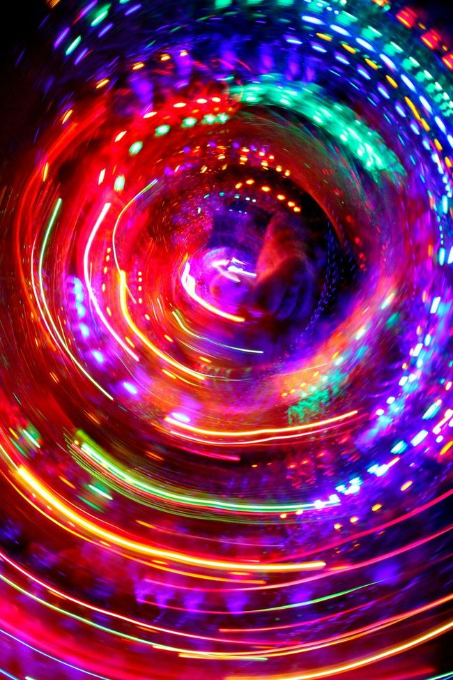 Cameratoss Experimental Camera Tossing Creative Light And Shadow Light Fun Colors Abstract