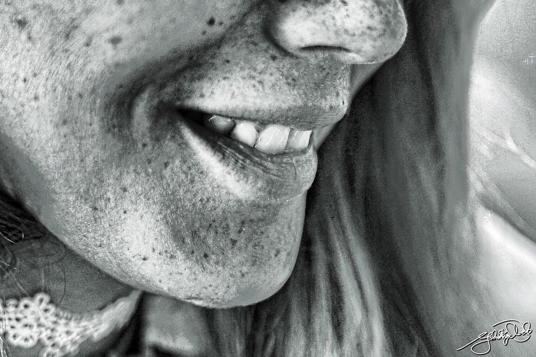 Women One Person Close-up Young Adult B&w Photography Beautiful Human Body Part B&w Photo B&W Portrait Smile Puerto Rico B&W Collection Real People