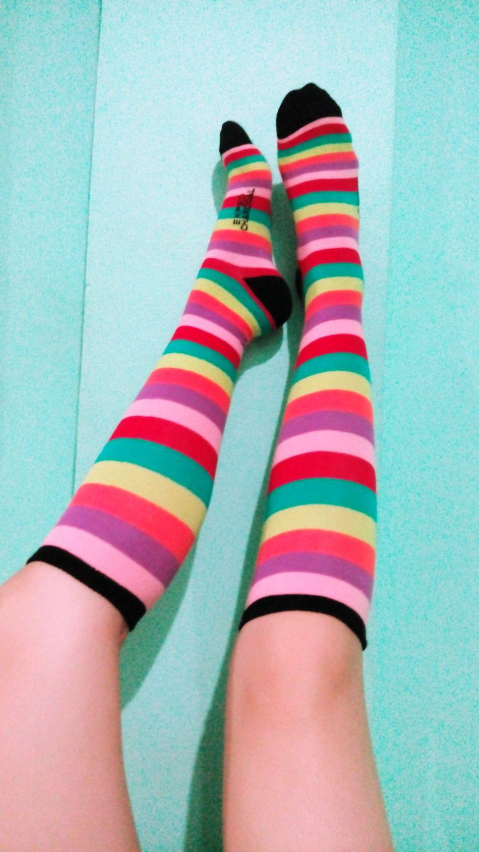 Legs Legs Up Socks Colorful Art Creativity Colorful Socks Model Type Photography Camera Phone Long Legs