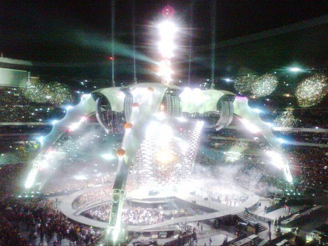 For The Love Of Music U2 Mexico City Estadioazteca