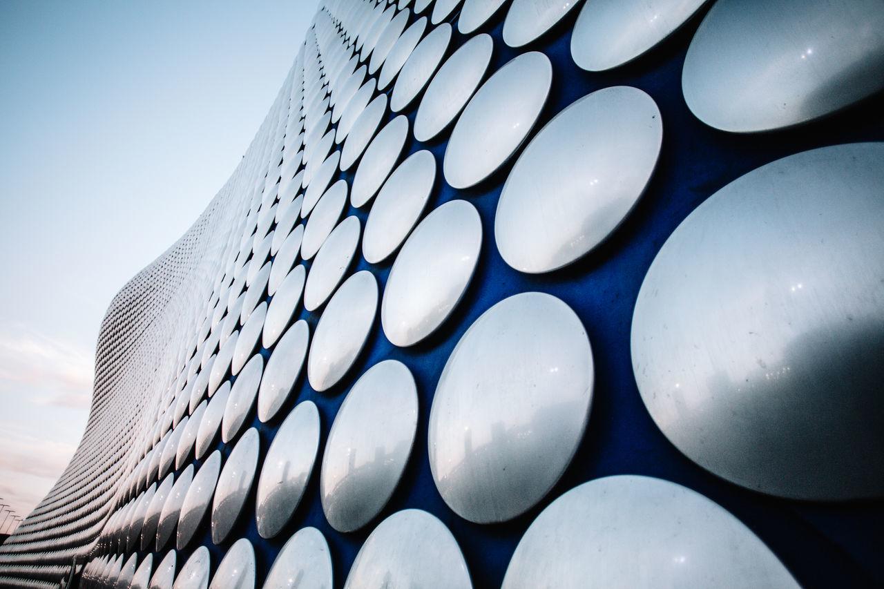Architecture Blue Day Sky The Architect - 2017 EyeEm Awards