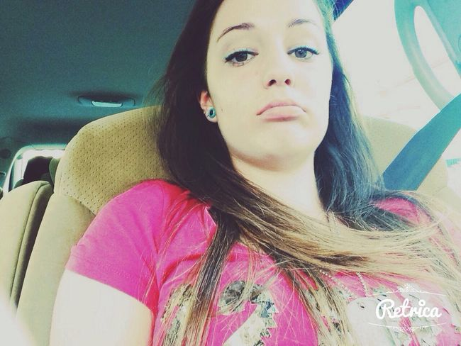 Inmacchina  Hi! Sad Selfie ??