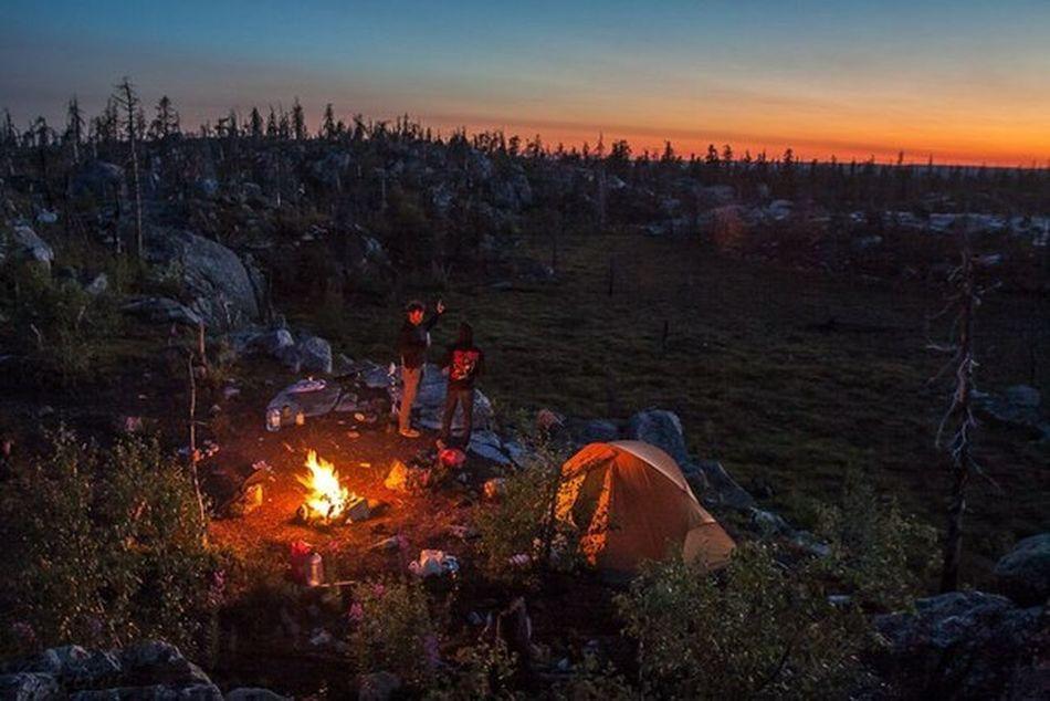 Воттоваара гора Nature Природа