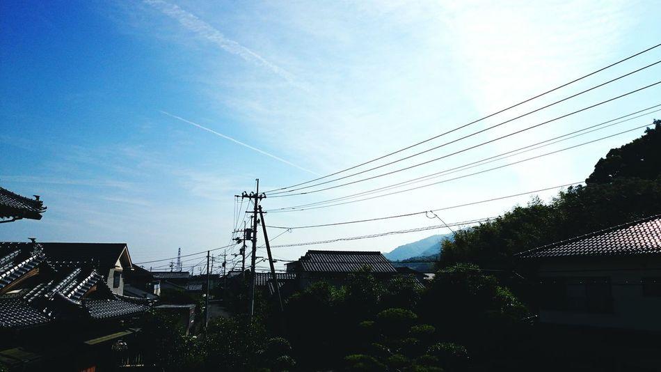 Good Morning Hi! Today Sky Hello World Sky