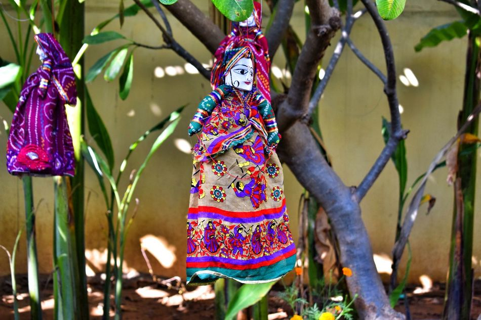 Multi Colored No People Hanging Tree Outdoors Close-up Day Nature Papetdoll Vacations
