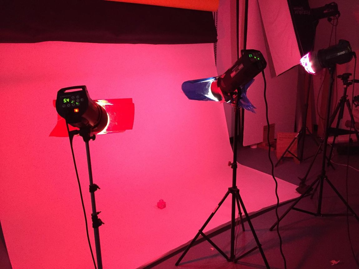 Lighting Equipment Gels Work for college
