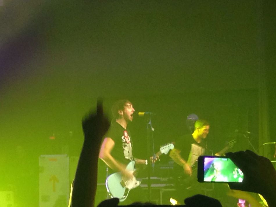 Music All Time Low All Time Low Concert Music Photography  Alex Gaskarth Jack Barakat First Eyeem Photo
