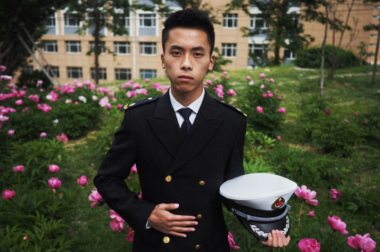 DalianMaritimeUniversity Our Uniform That's Not Me