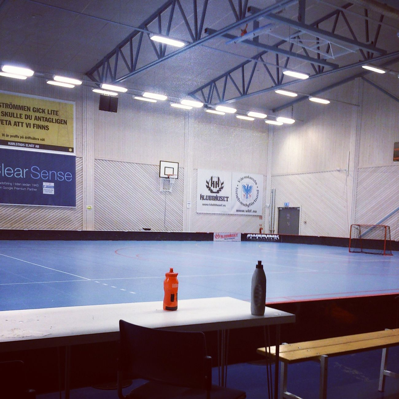 Sporthall Innebandy