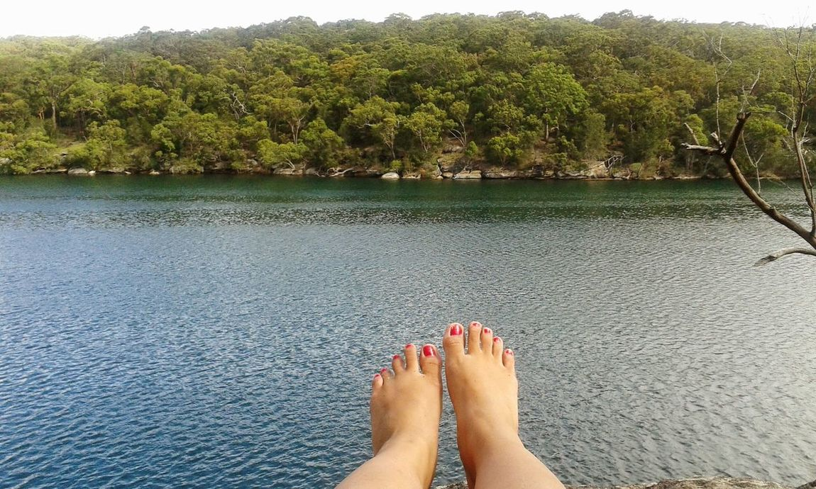 Barefoot Throwbacksunday Oneofmyfavemoments Unforgettable Moment Spendingtimewithfriends POV