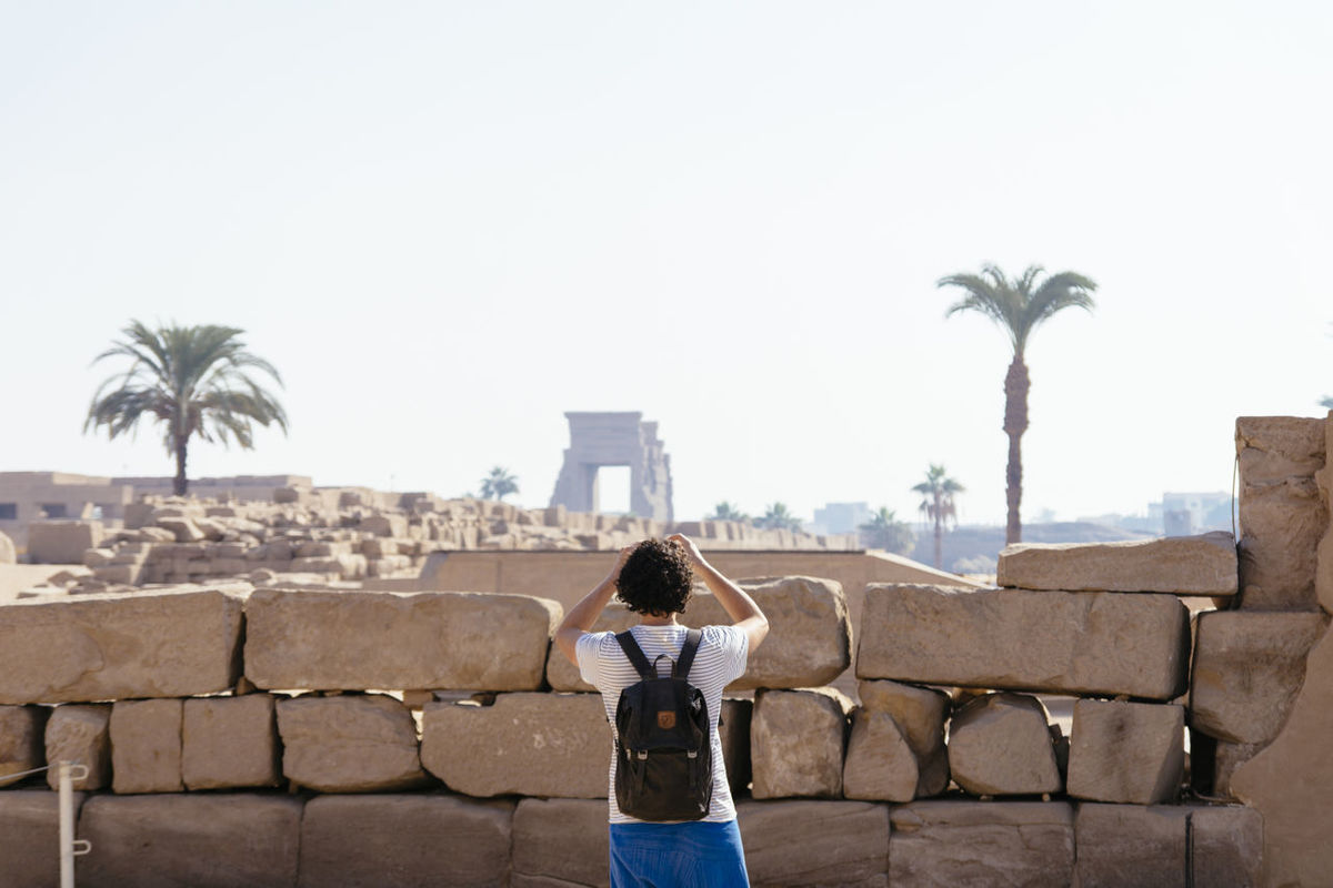 Tourist photographing the vast area of Karnak temple, Luxor (Egypt) Africa Ancient Ancient Civilization Cityscapes Egypt Famous Place Historical Sights History Landscape Leisure Activity Street Photography Streetphotography The Past Tourism Tourist Travel Travel Destinations Travel Photography Traveling UNESCO World Heritage Site People And Places Neighborhood Map