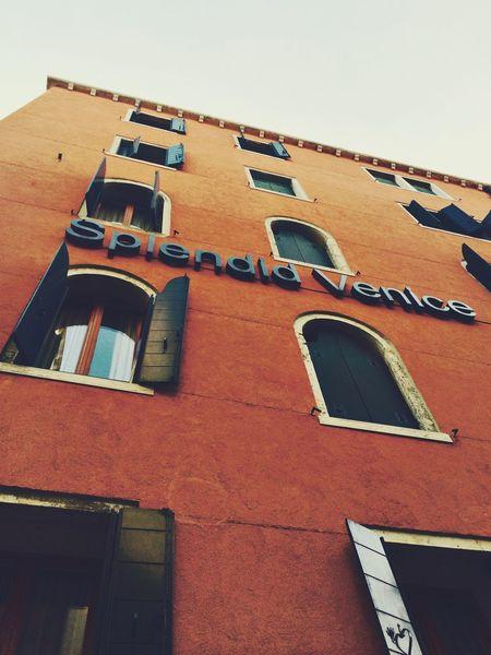 Indeed! Venice Italy