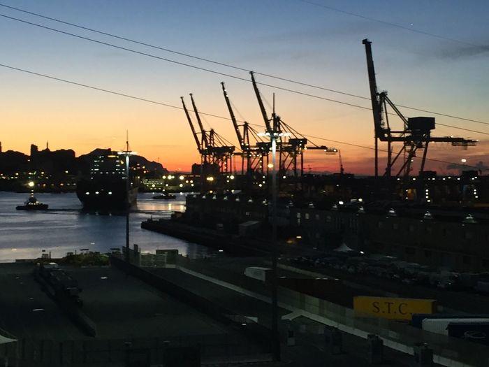 Transportation Harbor