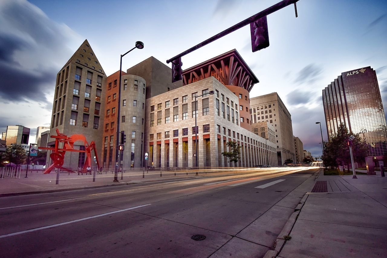 Streetphotography Street Denver,CO Denver Denvertography Long Exposure Slow Shutter ND Filter Day Street View