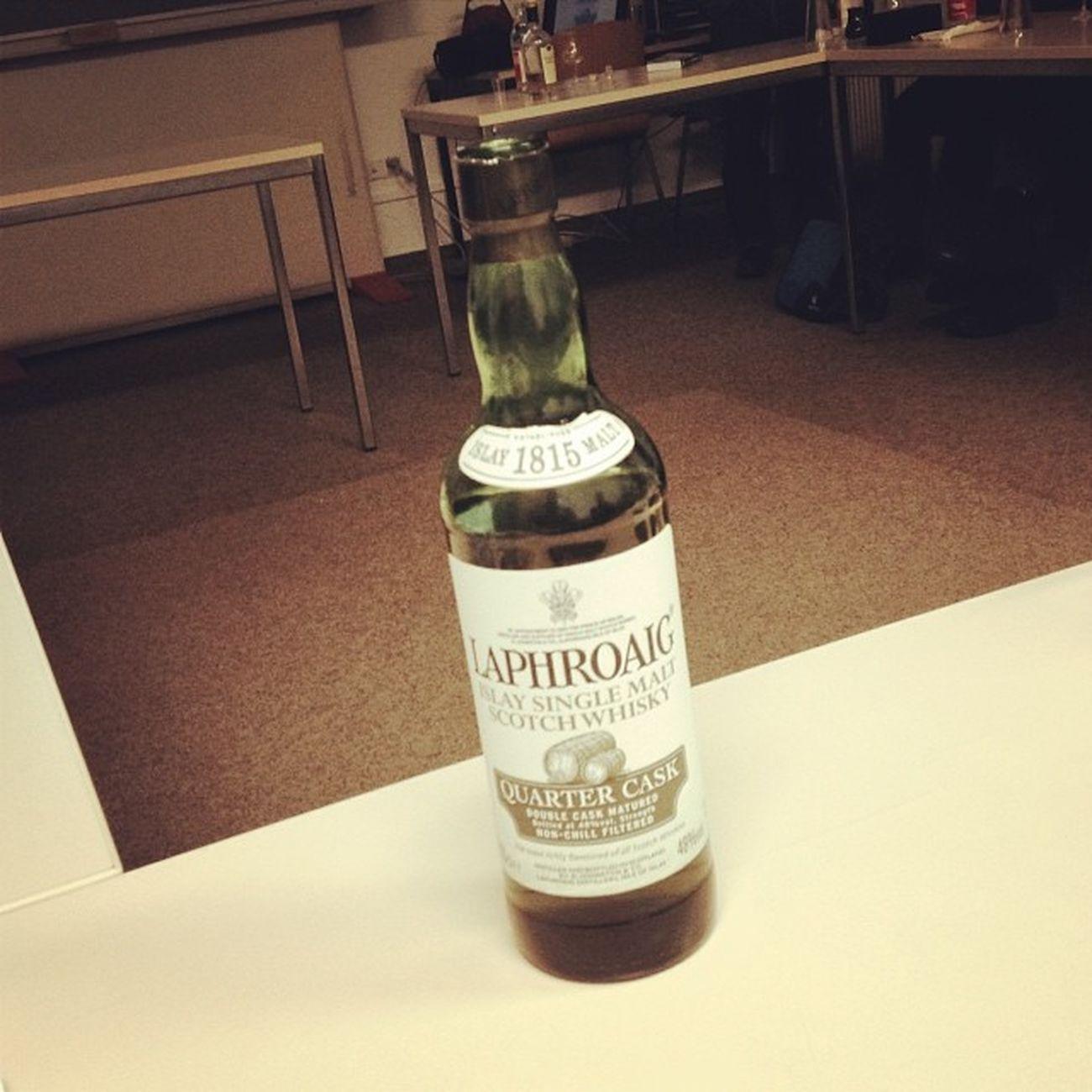 2. Laphroaig Quarter Cask #whiskyVHS Whiskyvhs