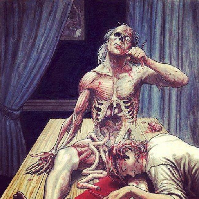 Rivolta Cadavere Vivente