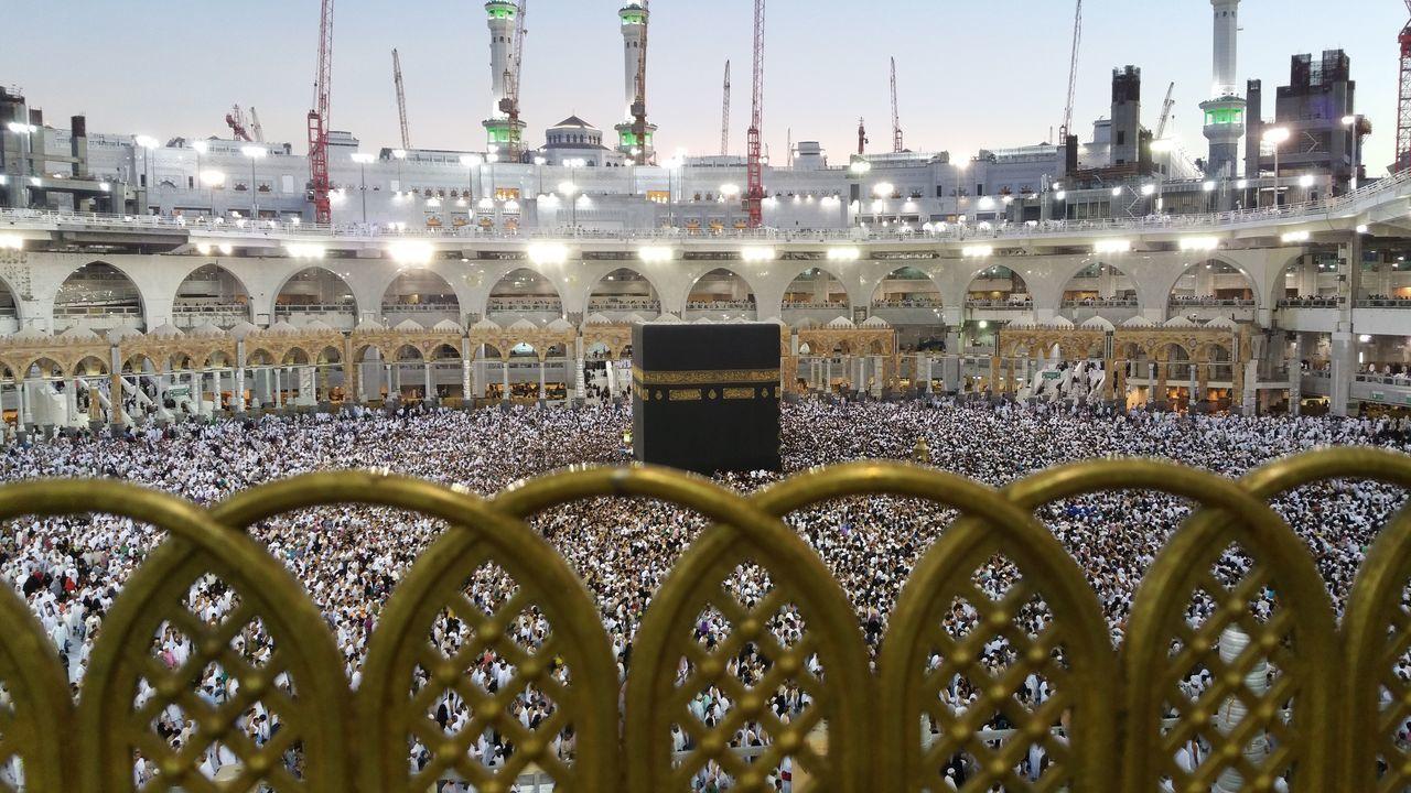 Mekkah Masjid