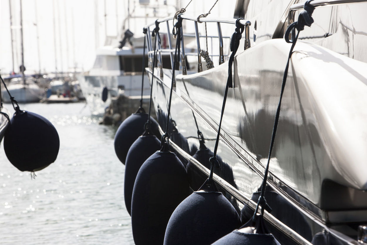 Alimos, Greece Alimos Boats Fender Fenders Full Frame Fun Greece GREECE ♥♥ Hanging Hobbies Horizontal Leisure Activity Lifestyles Rope Saronic Gulf Sea Selective Focus Sports White Yacht Yachting