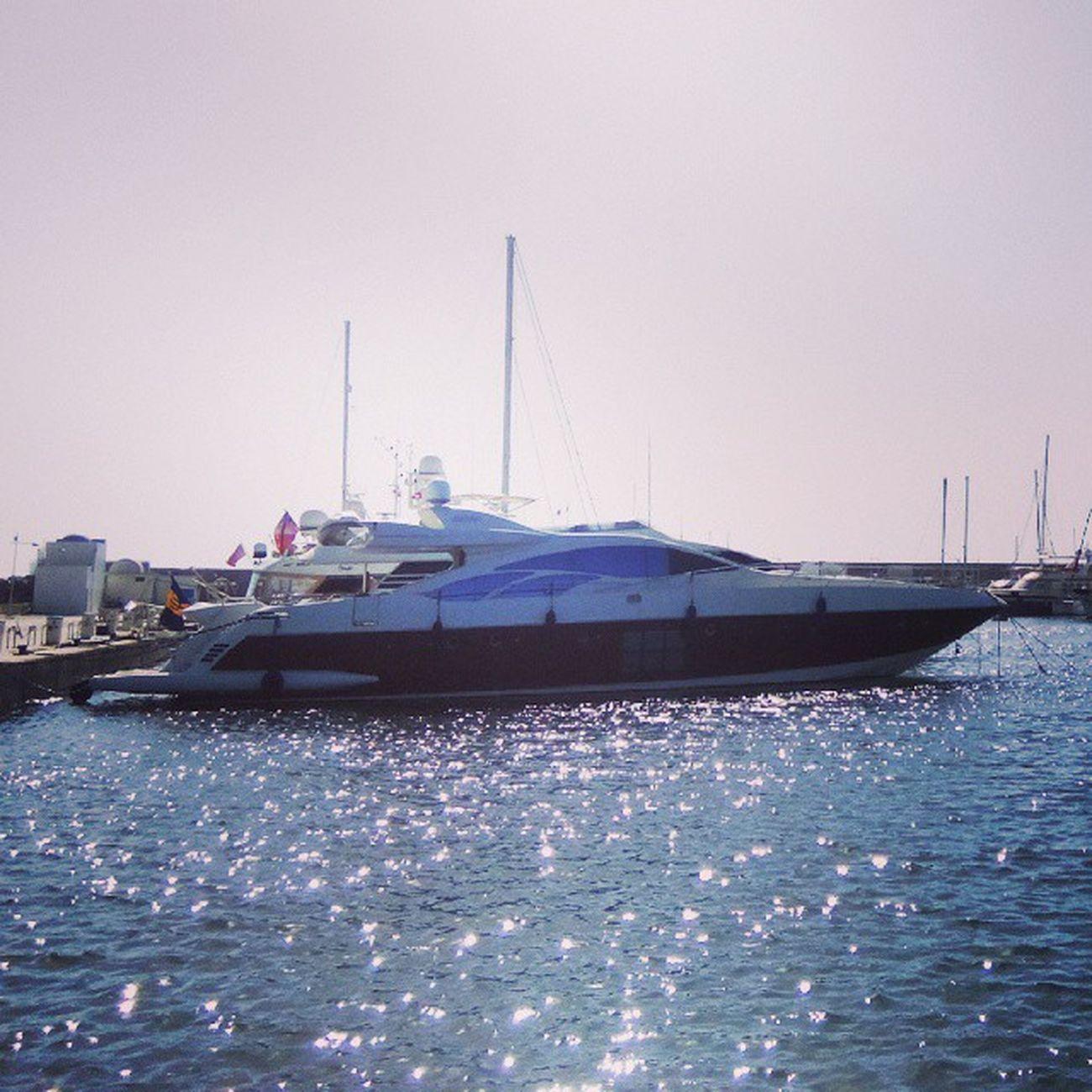 Vacation Tunesia Tunisia Hammamet happy seaside sea blue africa boat vscolove vscocam vsco vscophile yacht