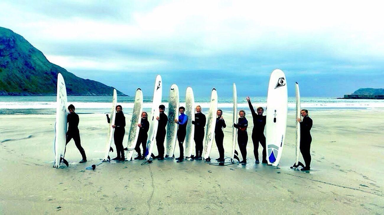 ?? Surfing First Eyeem Photo