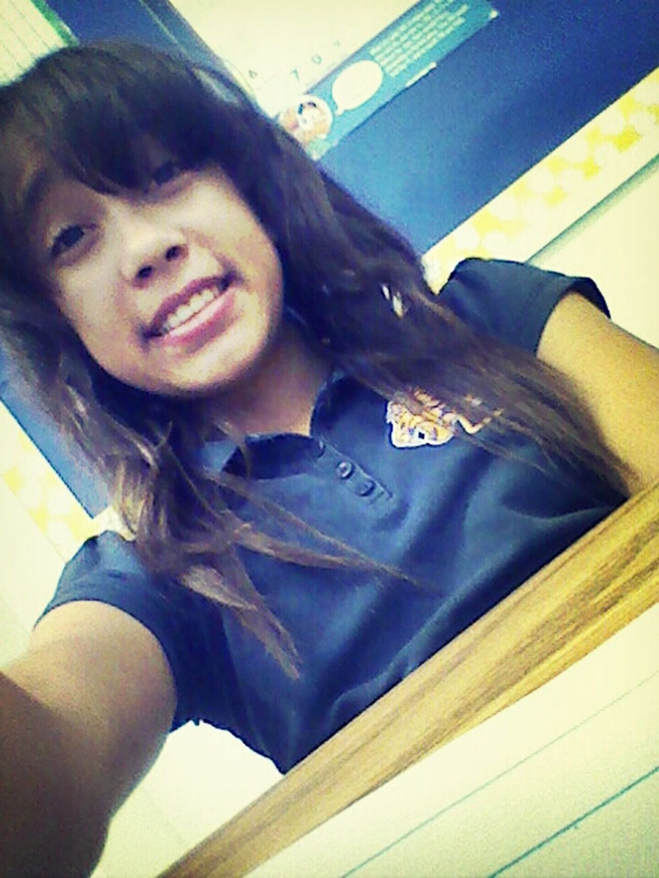 me in mrs jimenez i hate math'! cx