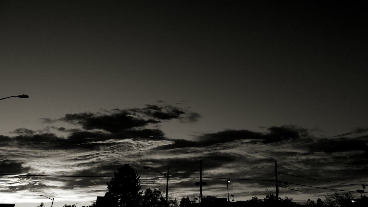 Sunrise Sunrise_sunsets_aroundworld Dramatic Sky Antisunrise October Beauty In Nature Cloud - Sky Cloud Atmospheric Mood Dark Blackandwhite Black And White Warhol Inspired Sky Silhouette Anticolors Morning Morning In Mourning Artistic Black And White