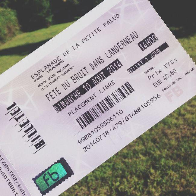Summer Music Festival Sun Light Bretagne