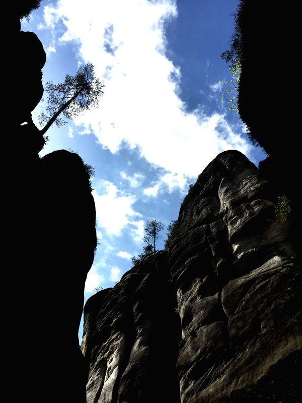 Real nature beauty 🗻 Adršpach Mountains Rocks Nature