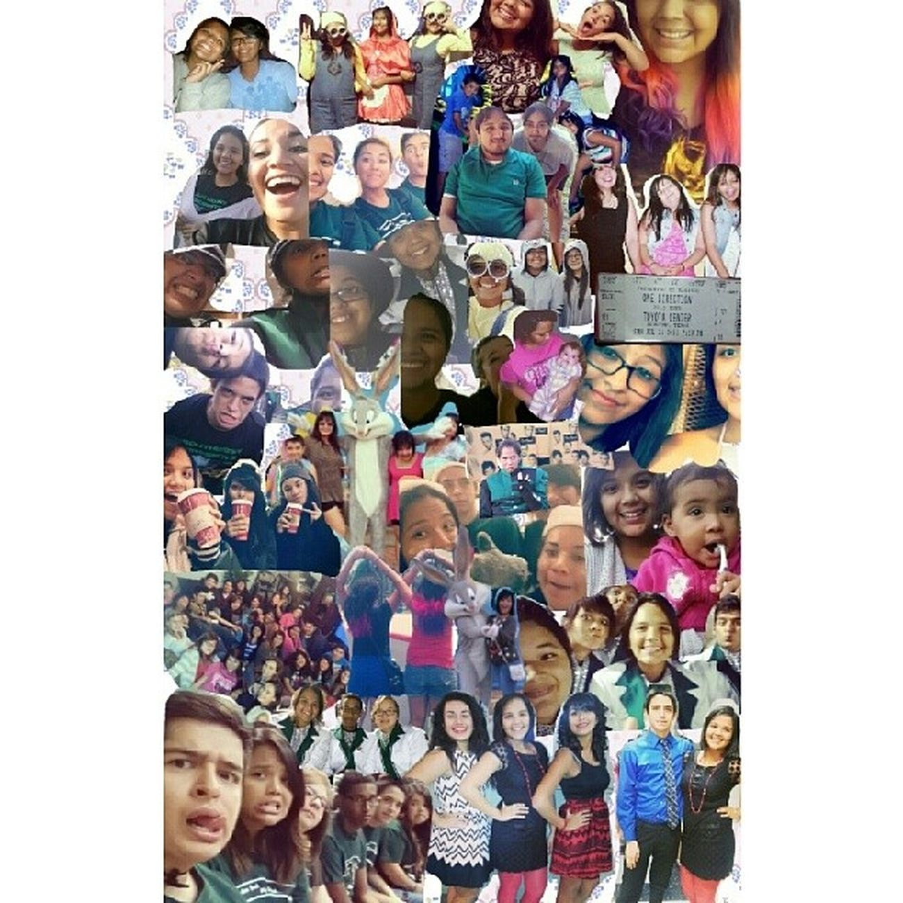 Bestof2013 , It might have not been the best year, but I sure did have a lot of fun, From my 16th birthday to breaking once again another phone & having four dogs, Winning one direction tickets the week of the concert, having to much fun at six flags. All the football games & marching competition, Finally Getting a new phone, Having fun with my band family :b & so much more ♡