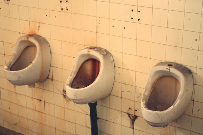 Take a pick Abandoned Scary Places Scary Moita Abandoned Buildings Abandoned Places Coridor Piss Bathroom Toilet