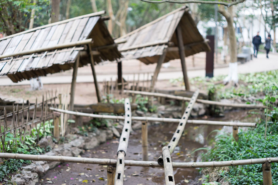 Beautiful stock photos of vietnam, Built Structure, Day, Fence, Focus On Foreground