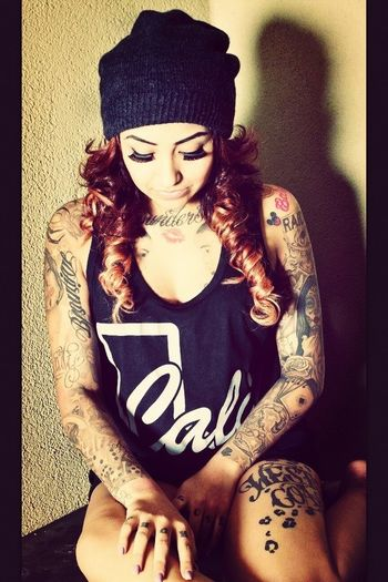 Her Tattoos 
