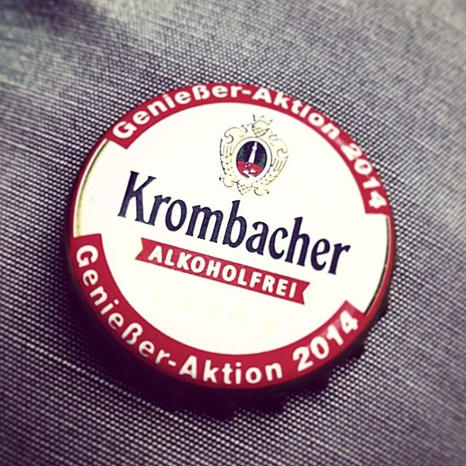 Krombacher Beer Bier