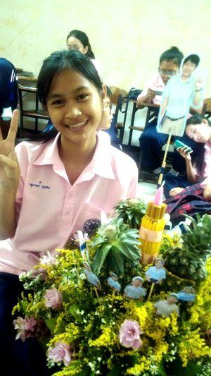 Flower for teacher day.