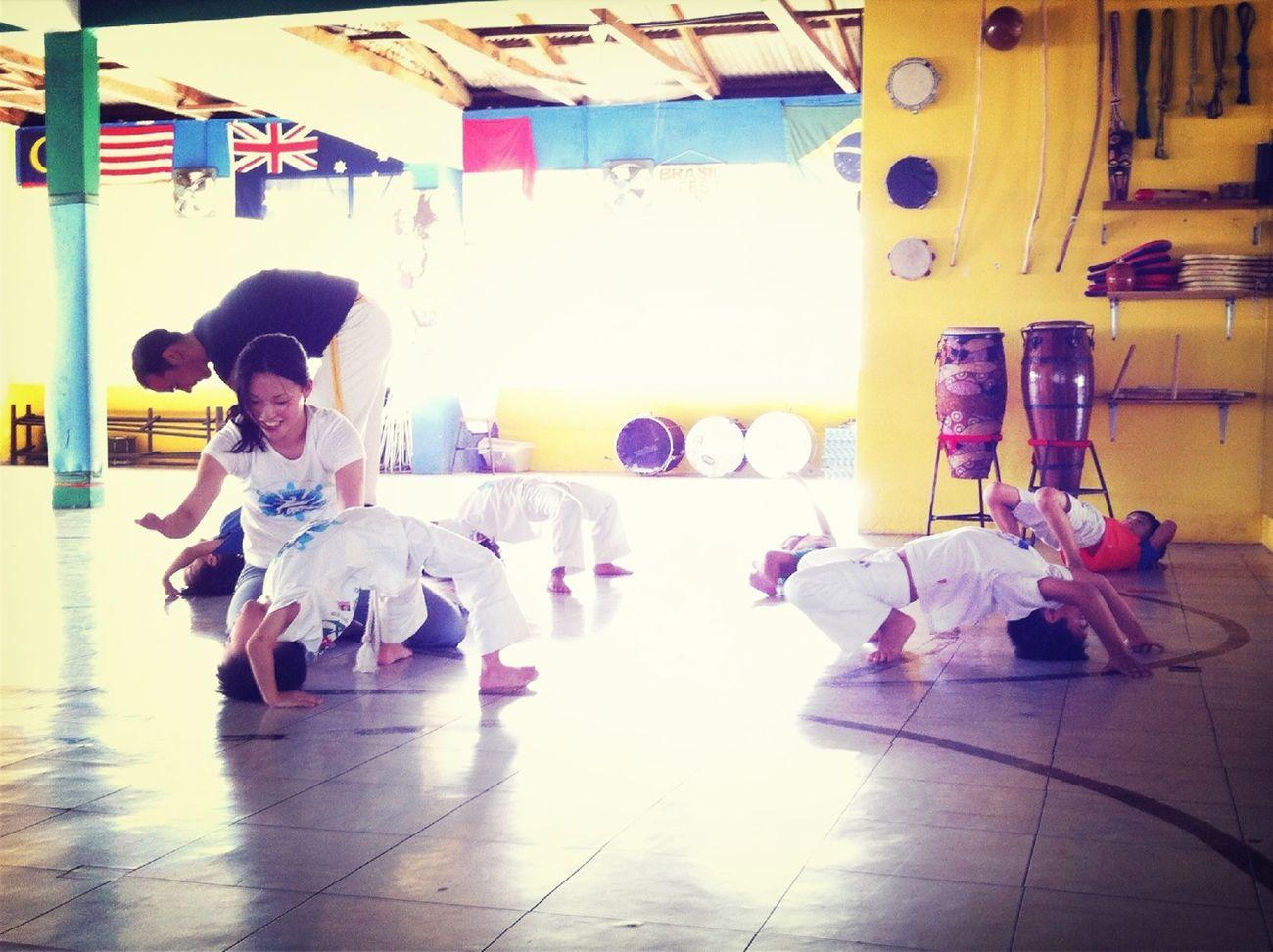 Kids Capoeira