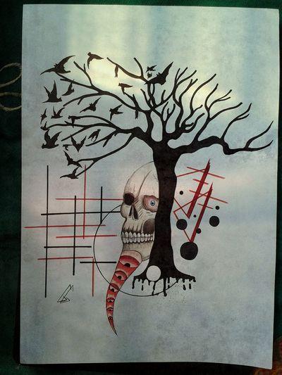 Tattoo Doodle Art, Drawing, Creativity