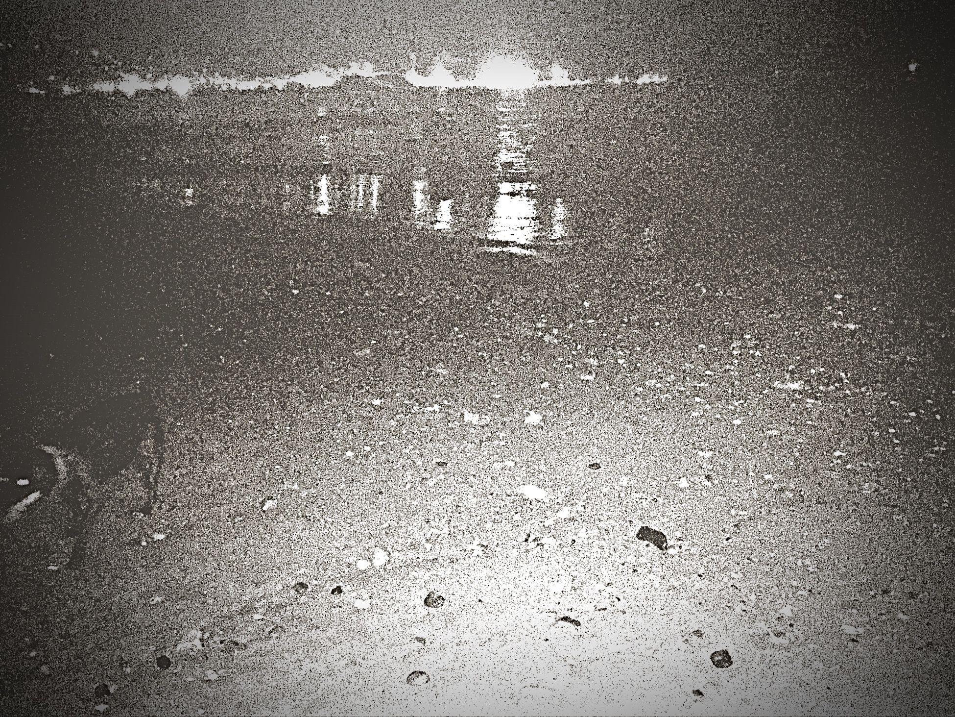CantSeeMuchInTheDark Bit Of My City Burnie 4:30am DoggieWalkAlongTheBeach