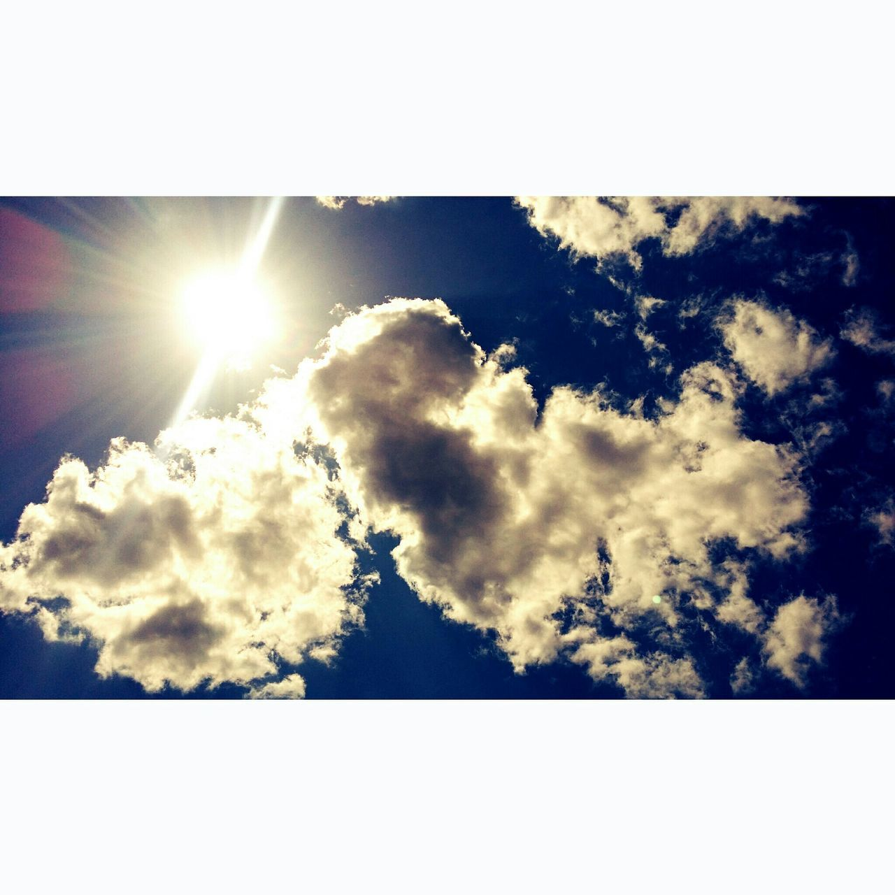 sun, nature, beauty in nature, sunlight, sky, sunbeam, bright, scenics, tranquility, outdoors, low angle view, cloud - sky, no people, day, sunshine