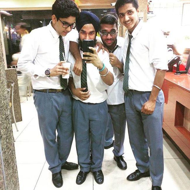 Businessquiz Sanawar Gang Fun Mcdonalds