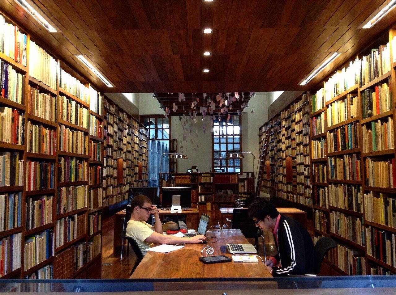 Embrace Urban Life Library EyeEm Best Shots Un hermoso lugar:Biblioteca México