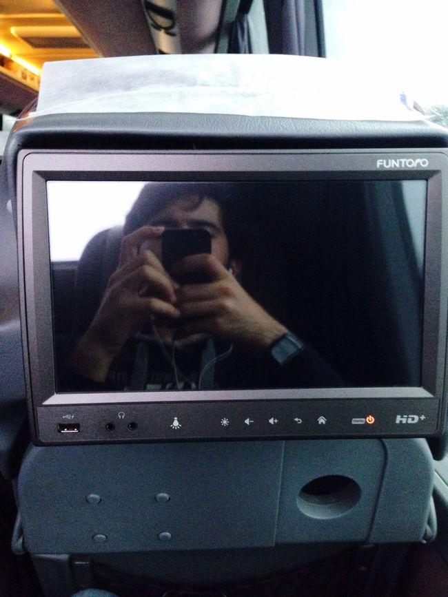 Kamil koçun geniş ekranlı teknolojisi da da Travelling From Istanbul To Anywhere ..