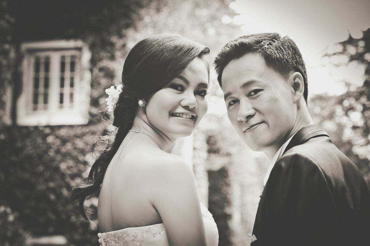 Non & Lookoom. Prewedding Between Us Portrait EyeEmBestPics