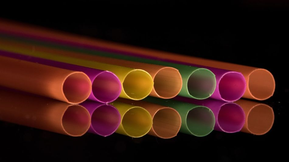EyeEm Selects Abstract Straws Colourful Reflection Close-up Close Up Closeup Macro Macrophotography Macro Photography Macroclique