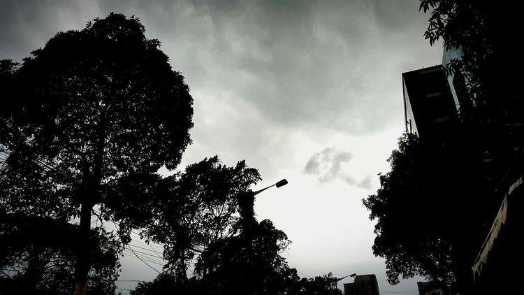 Before the cloud burst.... First Eyeem Photo