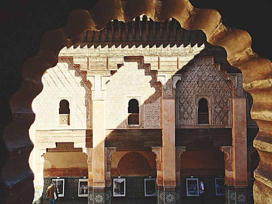 Architecture Morocco Building Geometry Travel Photography Geometric Shape Windows