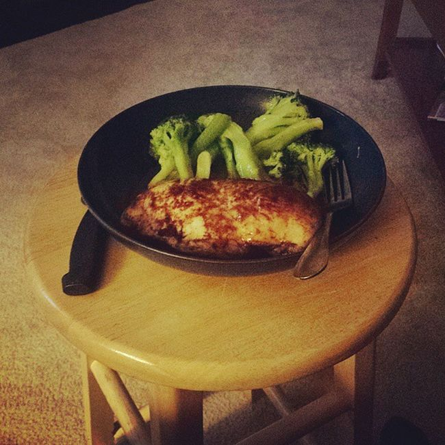 Dinnerforone Fitfood Chicken Broccoli