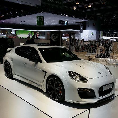 Porsche Panamera Motoring Supercar