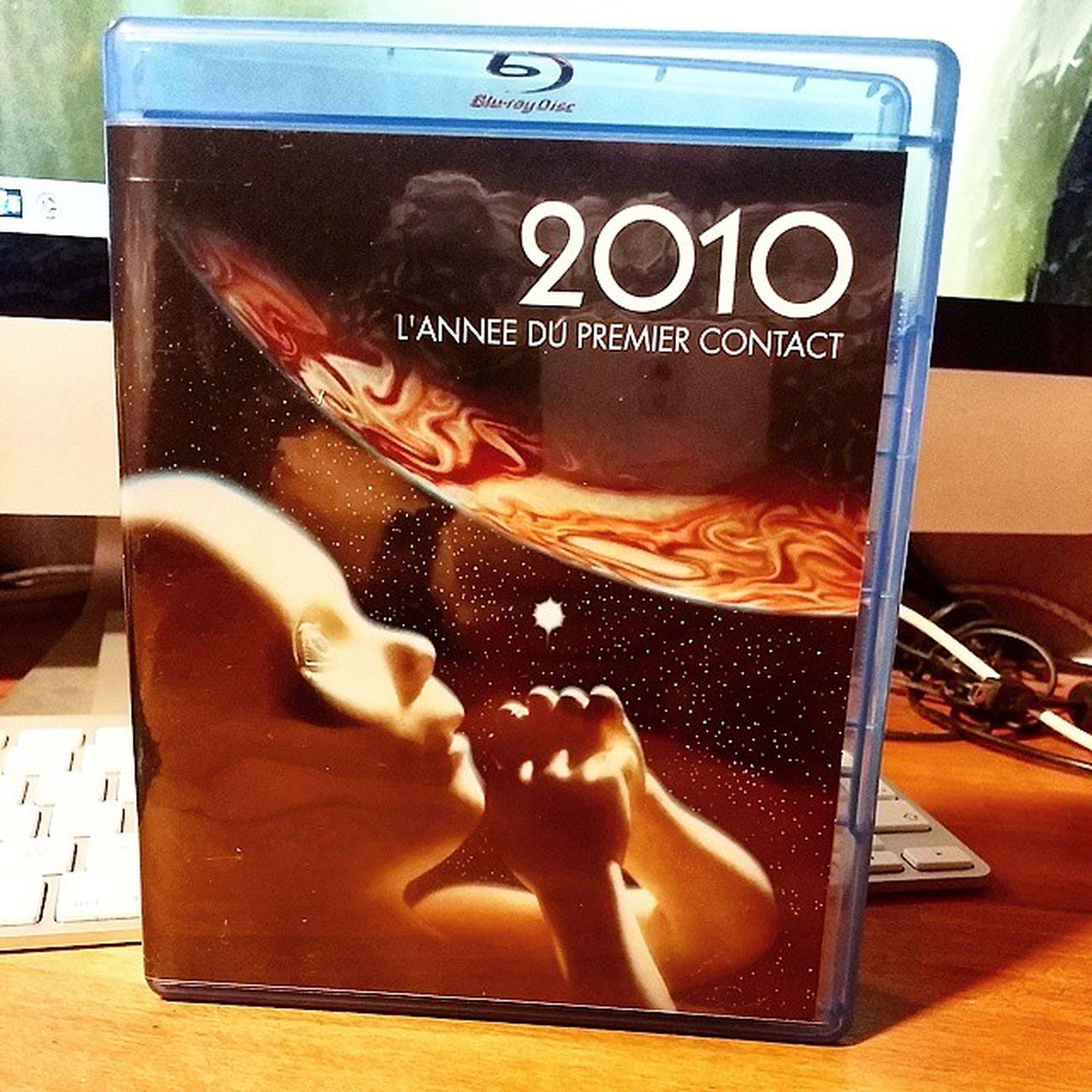 Arrivage Bluray du weekend : 2010 l'année du premier contact Cclarke HAL9000